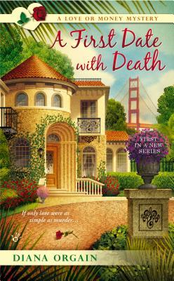 Book cover with ivy covered house & the Golden Gate Bridge in the background