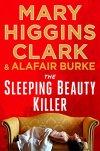 Sleeping Beauty Killer cover - dead woman on sofa
