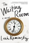 Cover of The Waiting Room, white with clockface