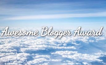 Afbeeldingsresultaat voor awesome blogger award
