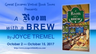A ROOM WITH A BREW large banner184