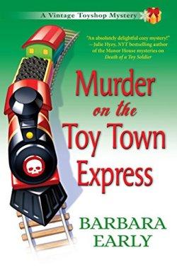 MURDER TOY TOWN EXPRESS
