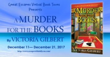 A MURDER FOR THE BOOKS large banner 184