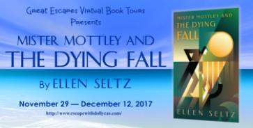NEW mister mottley deadly fall large banner 184