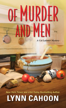 Of Murder And Men - Book Cover