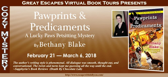 PAWPRINTS AND PREDICAMENTS BANNER 640