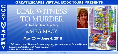 UPDATED 2 BEAR WITNESS TO MURDER BANNER 184