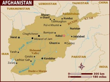 map_of_afghanistan