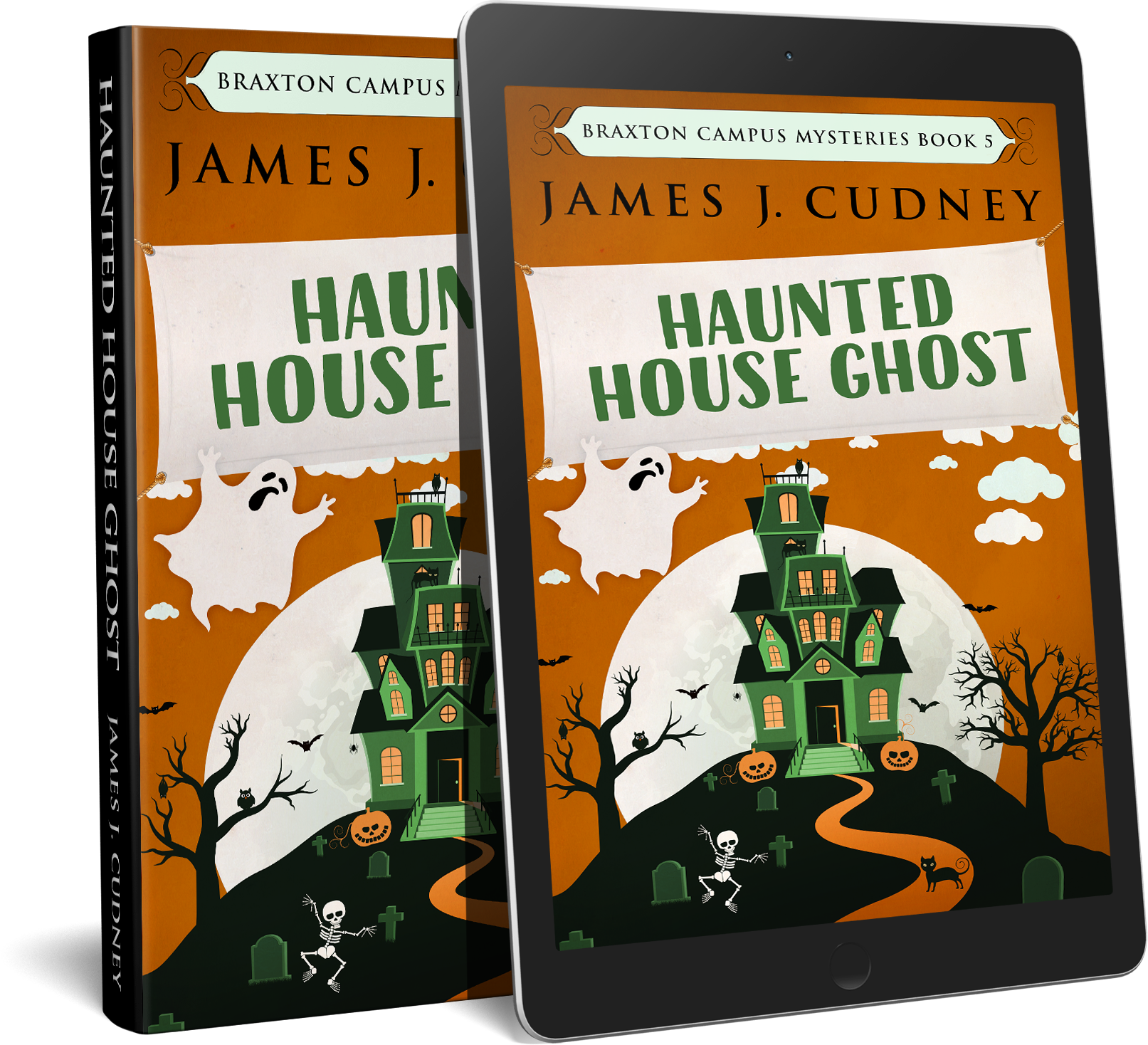 Haunted-House-Ghost-Promo-Hardback-Ereader